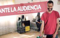 Ante la audiencia. Cortometraje español de Leixandre Froufe