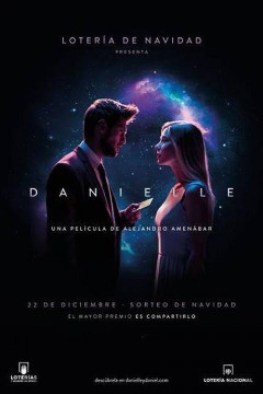 Danielle cortometraje cartel poster
