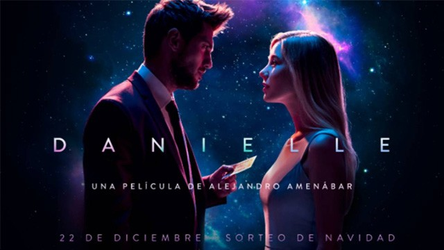 Danielle. Anuncio de la Lotería de Navidad 2017 de Alejandro Amenábar