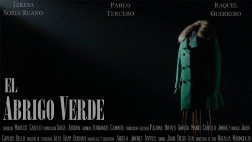 El abrigo verde. Cortometraje español de Marcos Cabello