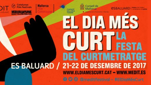 'El dia més curt' se celebrará en diciembre con la tercera fiesta del cortometraje