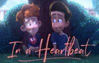In a Heartbeat. Cortometraje animación LGBT homosexualidad en niños
