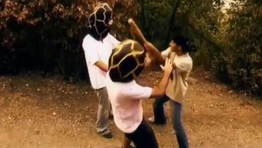 La invasión de los Cocos Andantes. Cortometraje de Jordi O. Romero