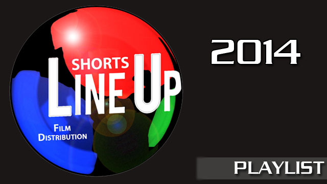 LINE UP Shorts - 2014. Cortometrajes online de la distribuidora española