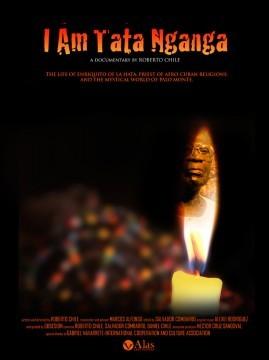 Soy Tata Nganga cortometraje cartel poster