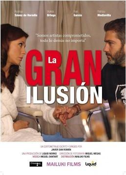 La gran ilusion cortometraje cartel poster
