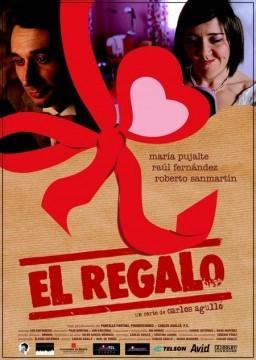El regalo cortometraje cartel poster