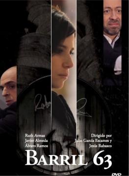 Barril 63 cortometraje cartel poster