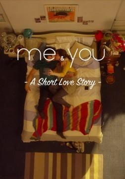 Me & you cortometraje cartel poster