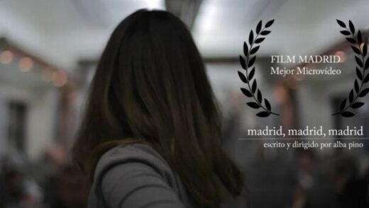 Madrid, Madrid, Madrid. Cortometraje y drama español de Alba Pino