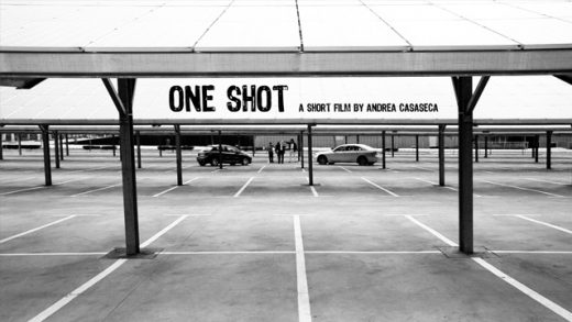 One shot. Cortometraje español de Andrea Casaseca Ferrer