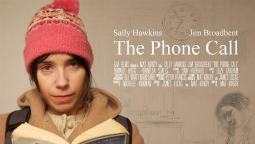 La llamada (the phone call). Cortometraje de Mat Kirkby con Sally Hawkins