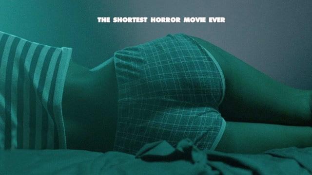 The Shortest Horror Movie Ever. Cortometraje de Carlani E Dogana