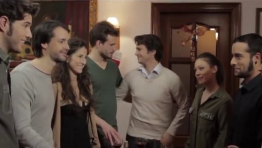 Yo nunca, nunca. Cortometraje español de Juan Frendsa y Abel Jurado