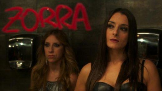 Zorra. Cortometraje español dirigido por Juan Lahoz Rallo