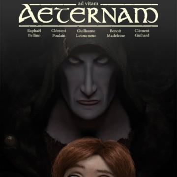 Ad vitam aeternam cortometraje cartel poster