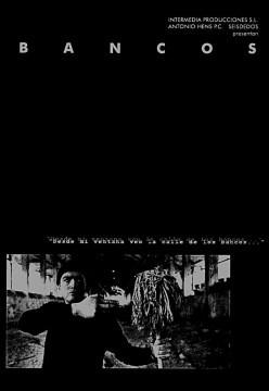 Bancos cortometraje cartel poster