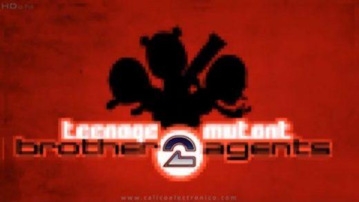 Cálico Electrónico 4ª Temporada Capítulo 4: Teenage Mutant Brother Agents 2