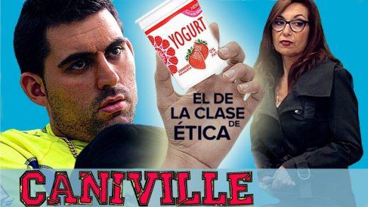 Caniville 1x03 El de la clase de Ética. Webserie española