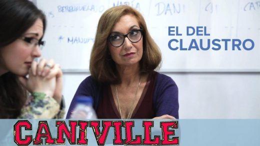 Caniville 1x06 El del claustro. Webserie española de Hilario Abad