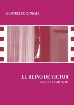 El reino de Victor cortometraje cartel poster