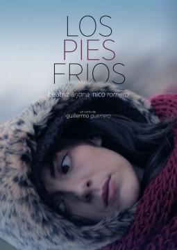 Los pies fríos cortometraje cartel poster