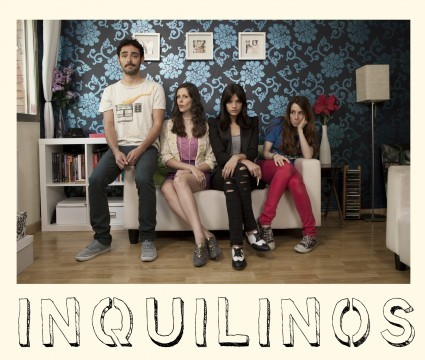 Inquilinos webserie cartel poster