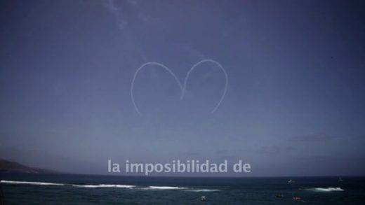 Isla, la imposibilidad. Cortometraje de Zacarías de la Rosa