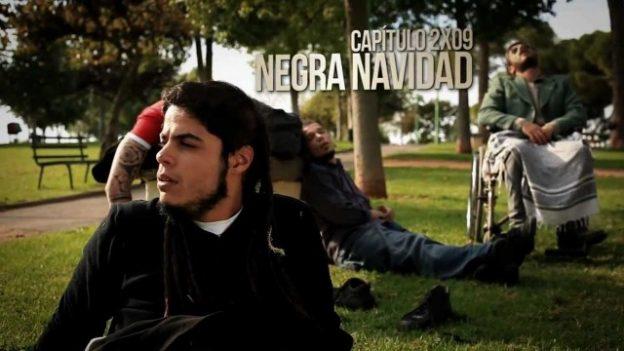 Malviviendo 2x09 Negra navidad. Webserie española de David Sáinz