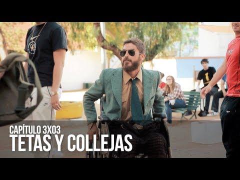 Malviviendo 3x03 - Tetas y collejas. Webserie española de David Sáinz