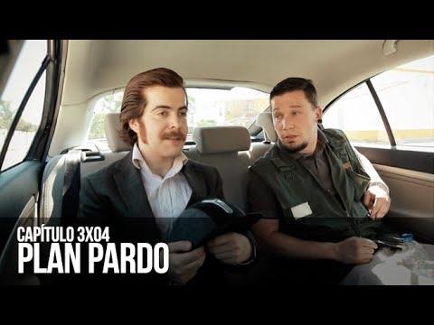 Malviviendo 3x04 - Plan Pardo. Webserie española de David Sáinz