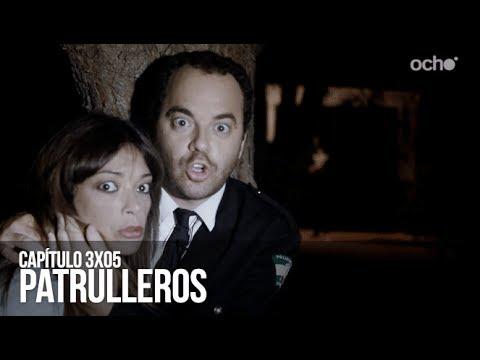 Malviviendo 3x05 - Patrulleros. Webserie española de David Sáinz