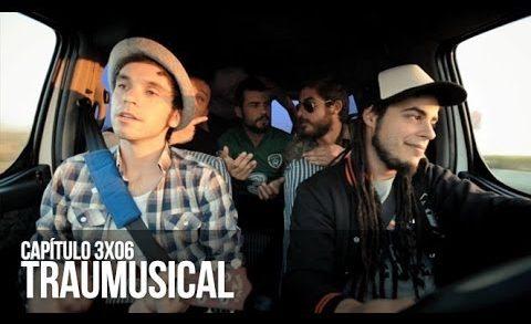 Malviviendo 3x06 - Traumusical. Webserie española de David Sáinz