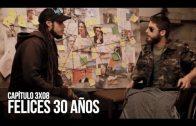 Malviviendo 3×08 – Felices 30 años. Webserie española de David Sáinz