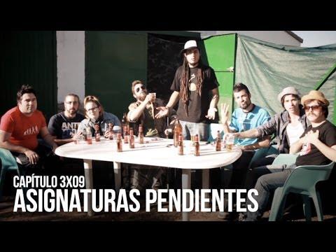 Malviviendo 3x09 - Asignaturas Pendientes. Webserie española