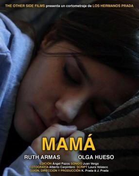 Mamá cortometraje cartel poster