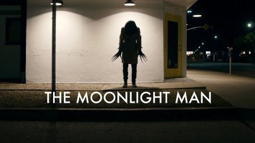The Moonlight Man. Cortometraje de terror de Danny Donahue