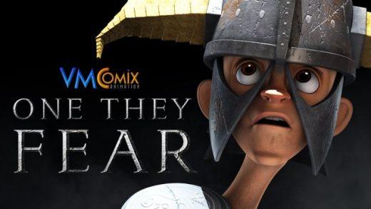 One they fear (Skyrim). Cortometraje animación Ruby Xia y Katelyn Pellow
