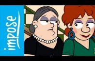 Niña repelente – Capítulo 2×11: La Celestina (con Los Morancos).Webserie