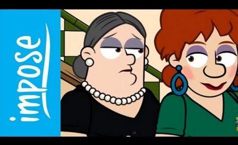 Niña repelente - Capítulo 2x11: La Celestina (con Los Morancos).Webserie