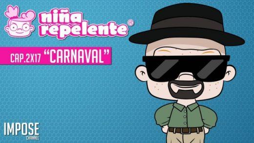 Niña repelente - Capítulo 2x17 Parodia de Margarita de Breaking Bad