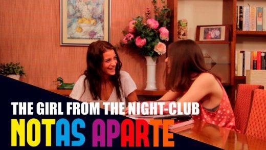 Notas aparte - Capítulo 1x07: La chica de la discoteca. Webserie LGBT