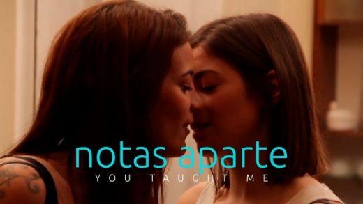 Notas aparte - Capítulo 2x01: Me Has Enseñado Tú. Webserie LGBT