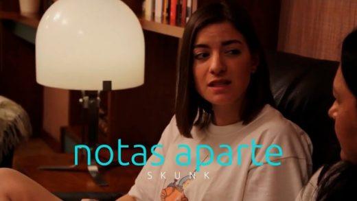 Notas aparte - Capítulo 2x03: Mofeta. Webserie LGBT española