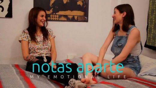 Notas aparte - Capítulo 2x05: Mi vida emocional. Webserie LGBT española