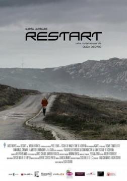 Restart cortometraje cartel poster