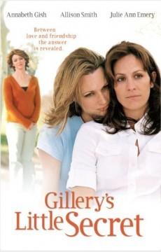 Gillerys Little Secret cortometraje cartel poster