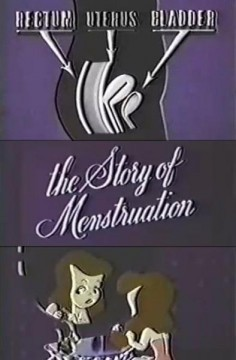 The Story of Menstruation cortometraje cartel poster