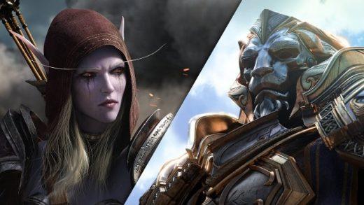 Tráiler cinemático de World of Warcraft: Battle for Azeroth Battle for Azeroth