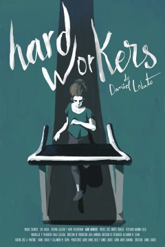 Hard Workers cortometraje cartel poster